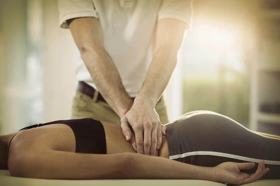 Physiotherapy Low Back Pain Edinburgh